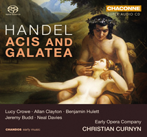 Acis and Galatea Curnyn Chandos