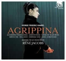 Agrippina cover