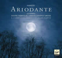 Ariodante on Virgin