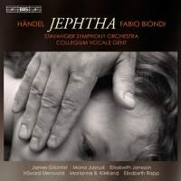 Jephtha on BIS