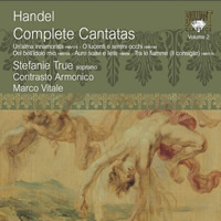 Cantatas Vol. 2 on Brilliant Classics