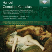 Cantatas Vol. 4 on Brilliant Classics