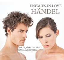 Handel Enemies in Love