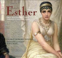 Esther by the Dunedin Consort