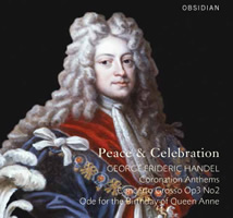 EUBO Handel Coronation Anthems Birthday Ode