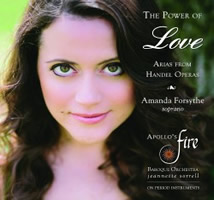 Amanda Forsythe Power of Love