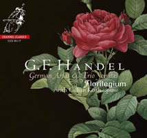 Nine German Arias Florilegium Channel