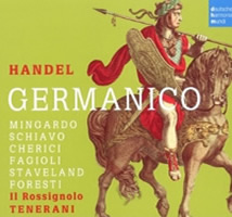 Germanico cover