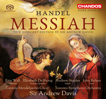 Messiah Sir Andrew Davis
