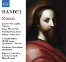 Messiah Baltimore Naxos