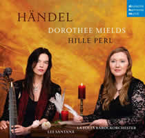 Handel Dorothee Mields Hille Perl