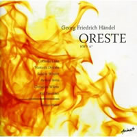 Oreste on Animato