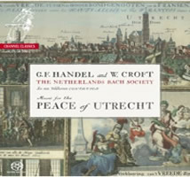 Utrecht Te Deum on Channel Classics
