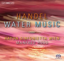 Water Music Manfred Huss