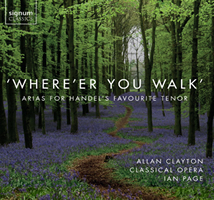 Allan Clayton Classical Opera Where'er you walk
