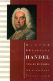 """Handel"" by Donald Burrows (Oxford University Press)"